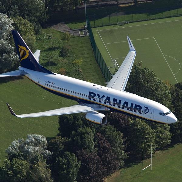 Ryanair routes
