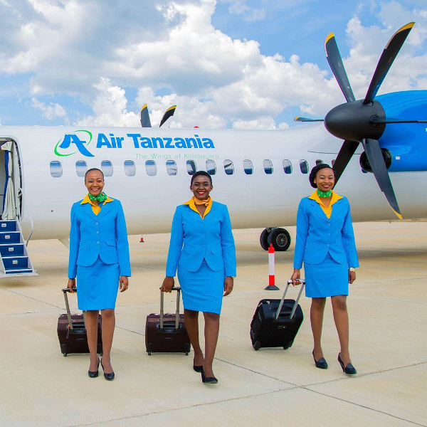 Air tanzania established