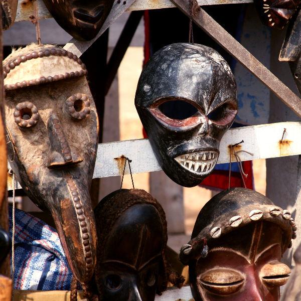 haiti voodoo art travelstart