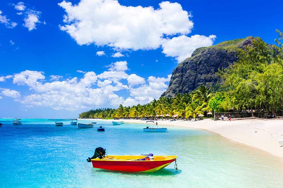 Island Coast Mauritius