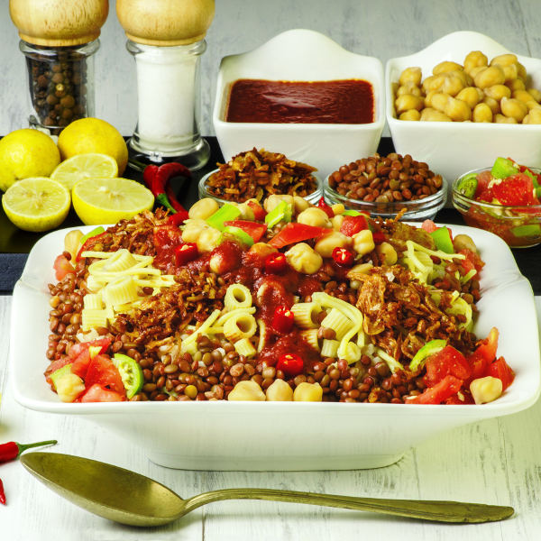 Luxor Egyptian Cuisine