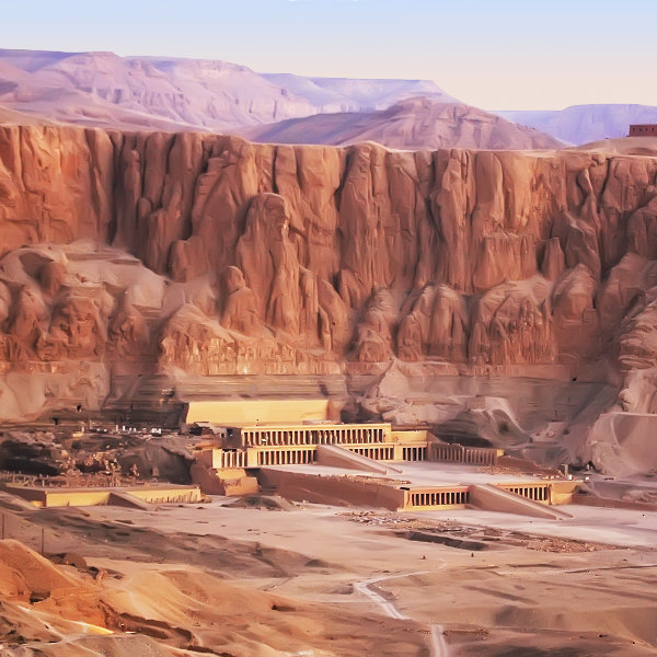 Temple of Hapshepsut Luxor