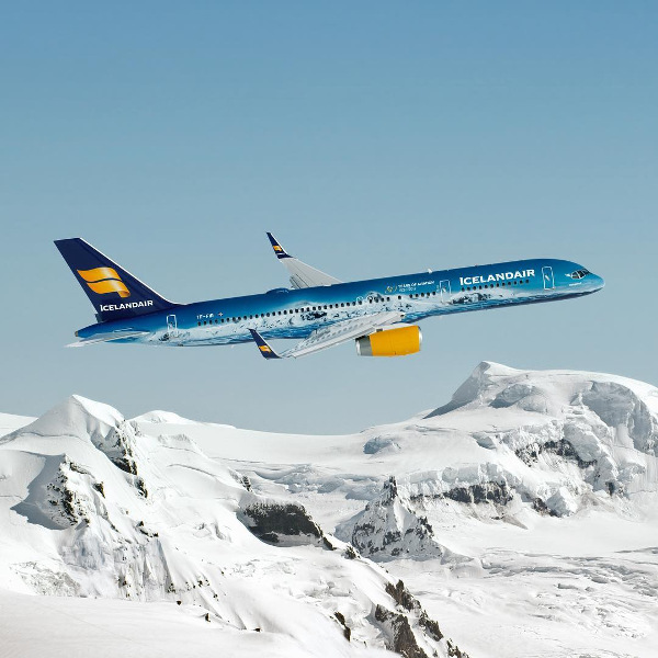 Icelandair environment