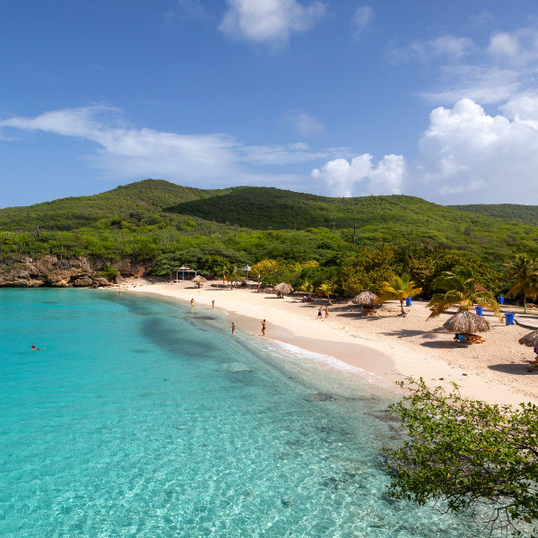 curacao idyllic beaches