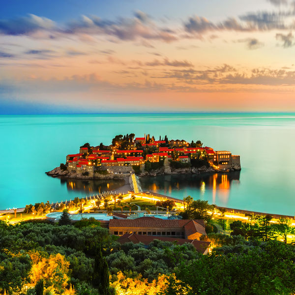 Montenegro Medieval Towns