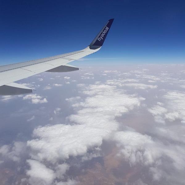 Flyadeal routes