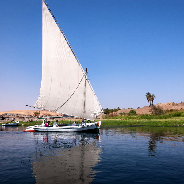 the nile river