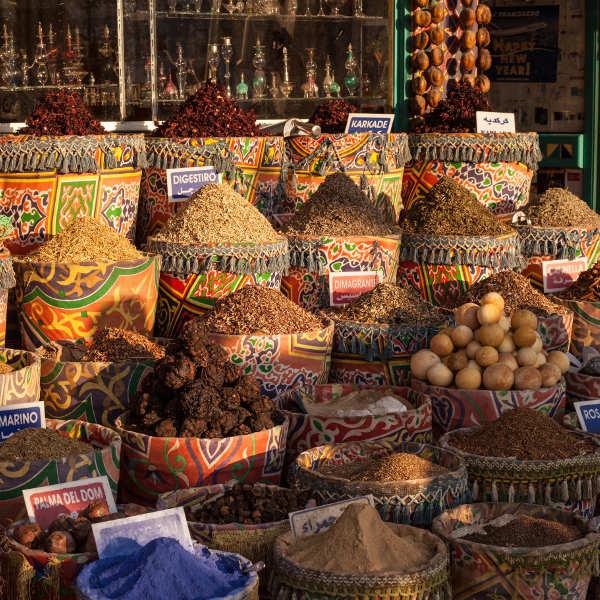 Markets Sohag