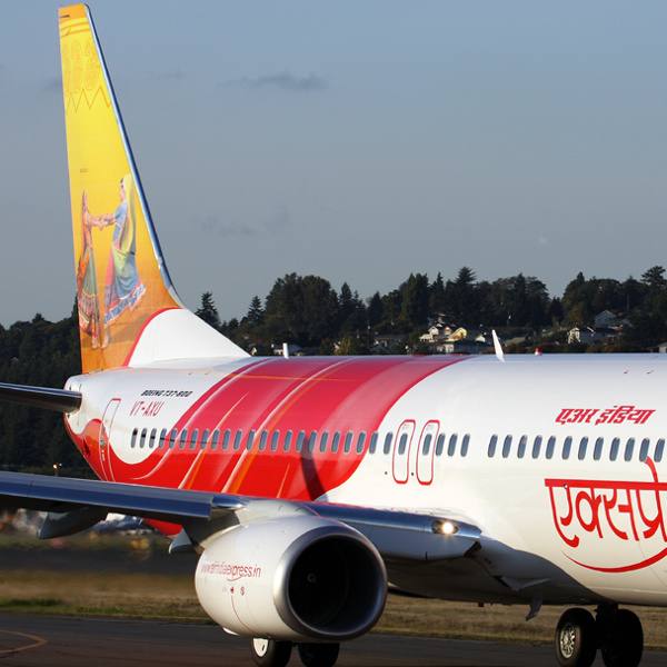 Air india express routes
