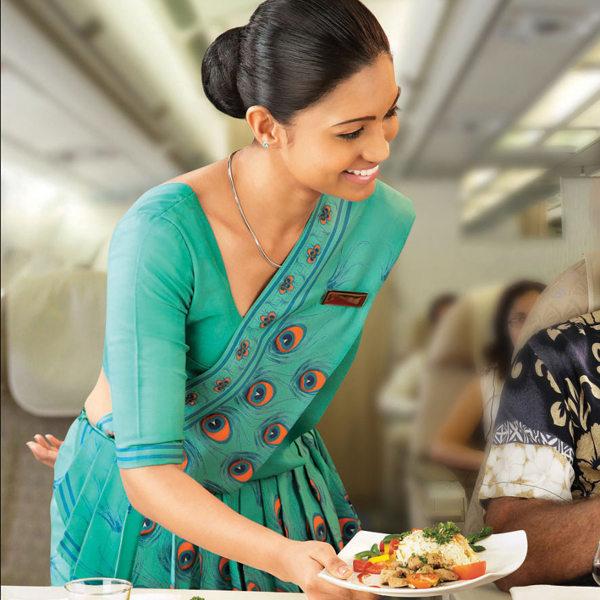 Sri lankan airlines hospitality
