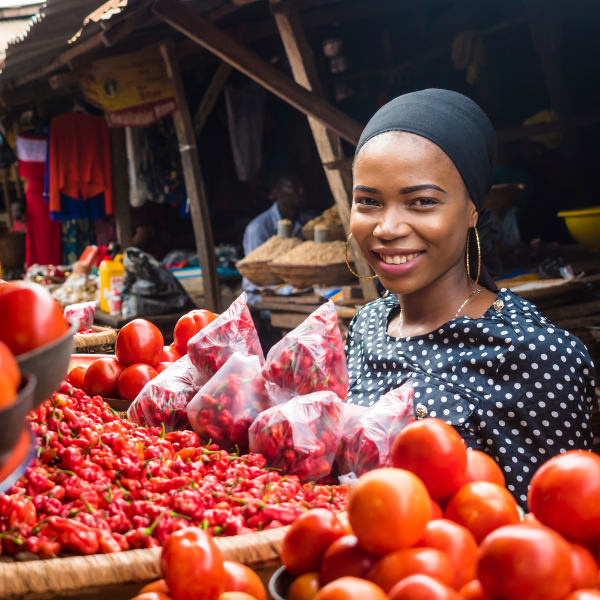 market girl tomato