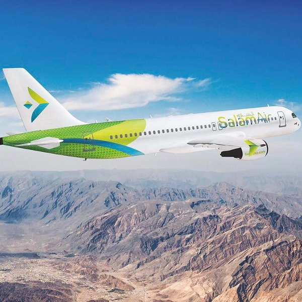 Salamair routes