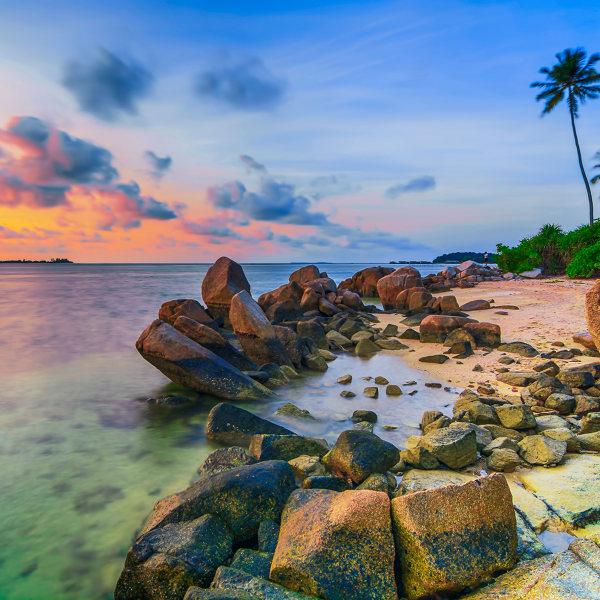 Trikora Beach Bintan Island