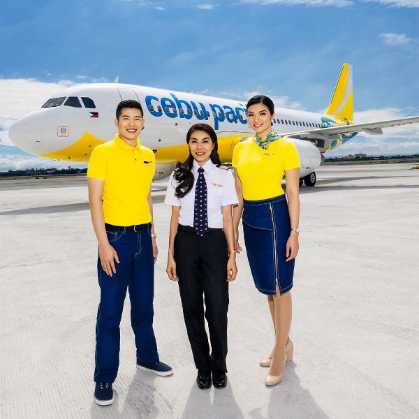 Cebu pacific awards