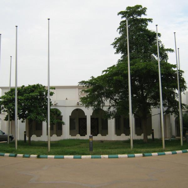 Sultan Palace Sokoto