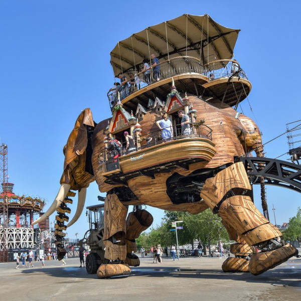 Elephant Machines Les Machines Nantes