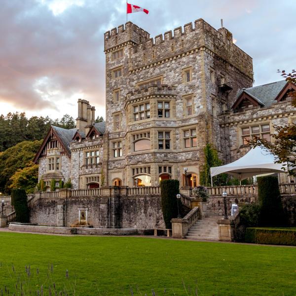 British Columbia Architecture