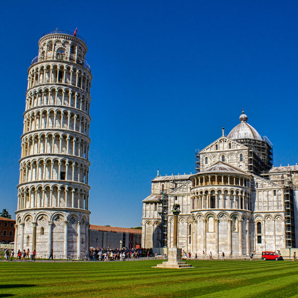 architecture pisa