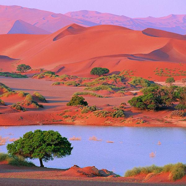 Namib Desert in Khomas