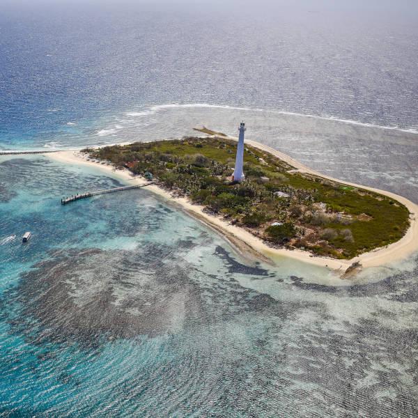 Amédéé Island New Caledonia