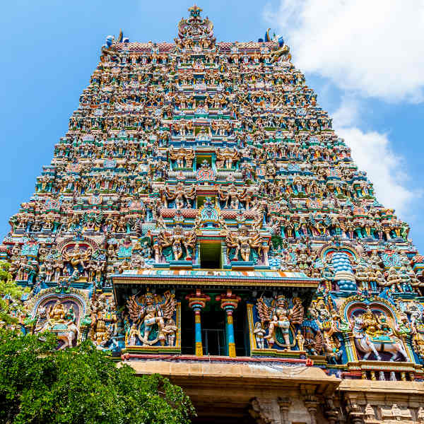 temples india