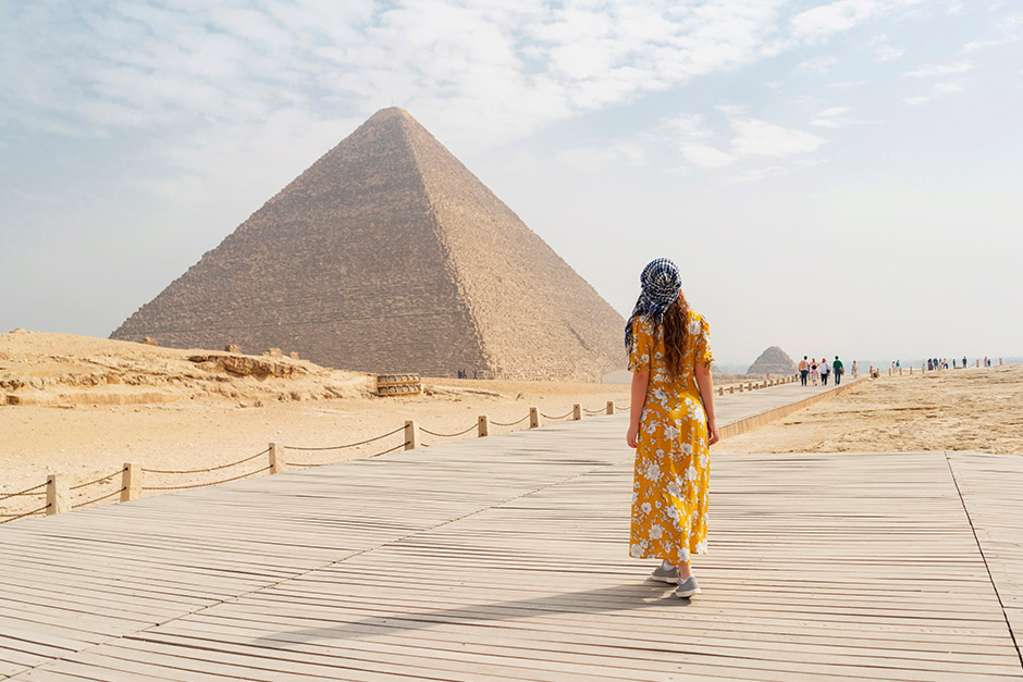 Book cheap student flights to Egypt with Travelstart