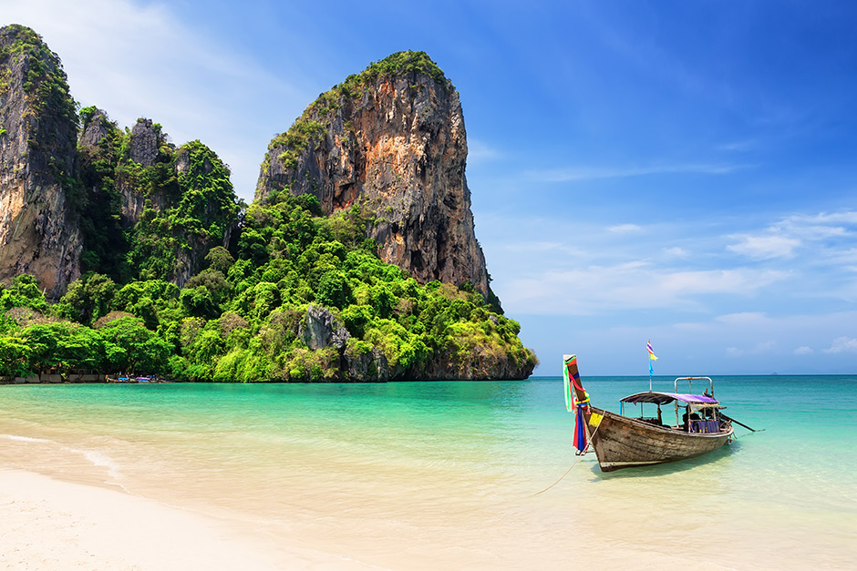 Book cheap student flights to Thailand with Travelstart