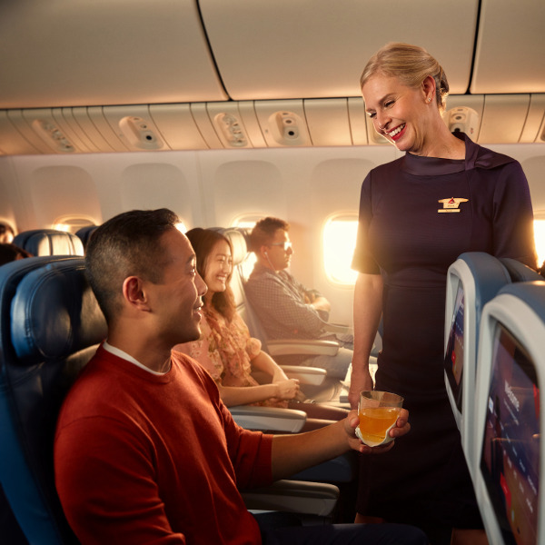 Onboard experience