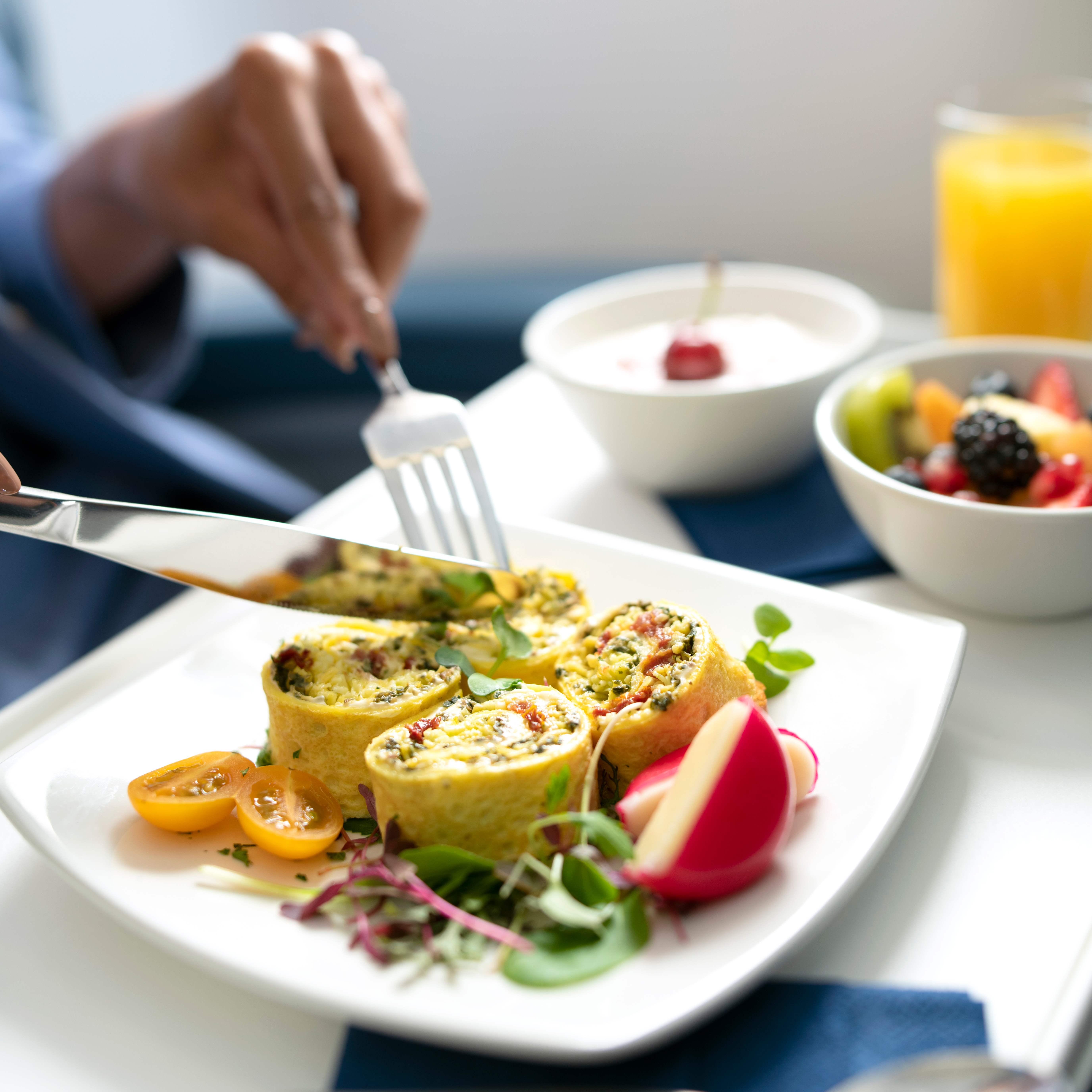 Hospitality airlink