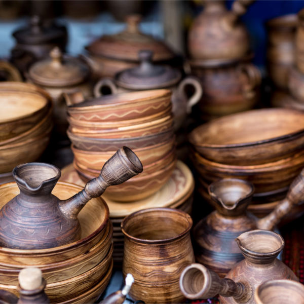 Handcrafted Pots Lolingwe