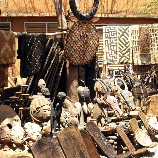 Wood Carvings Ndola
