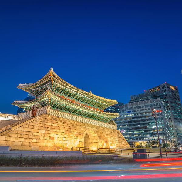 Namdaemu Gate Seoul
