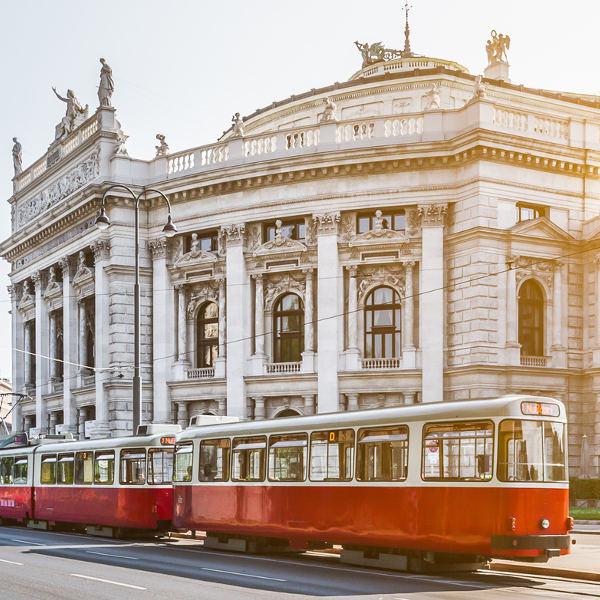 Vienna Wiener Ringstrasse & Burgtheatre