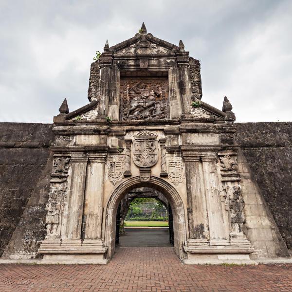 Manila Historical Architecture