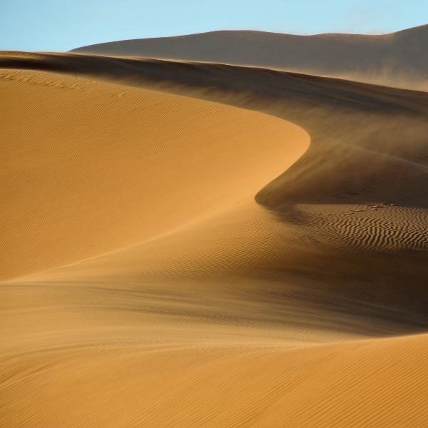 Namibian Desert Oranjemund