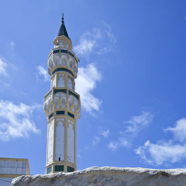Spire in Tripoli