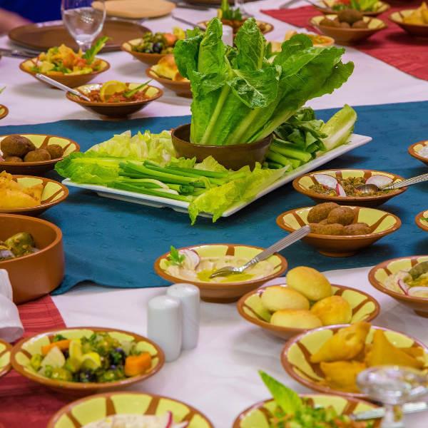 Jordanian Food Amman