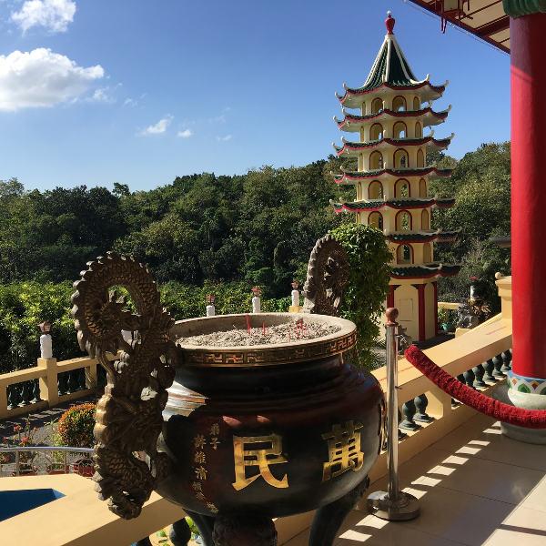 Taoist Temple Cebu Diversity