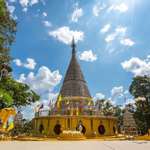Phra Maha Chedi Hat Yai