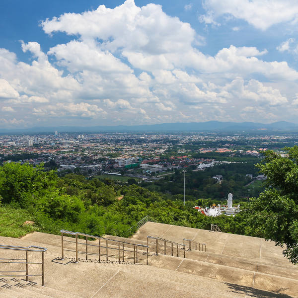 Landscape View Hat Yai