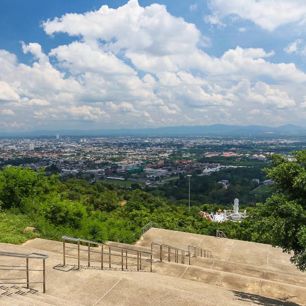 Landscape View Hat Yai