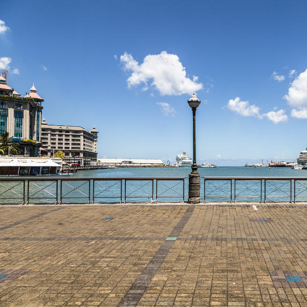 port louis waterside