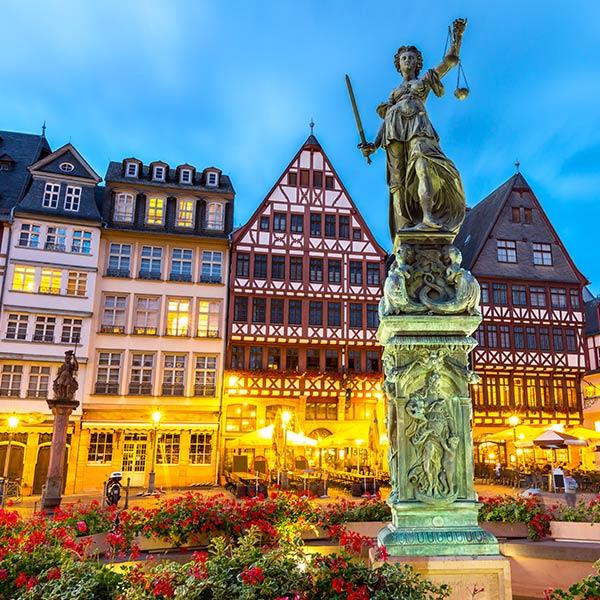 Frankfurt Sights