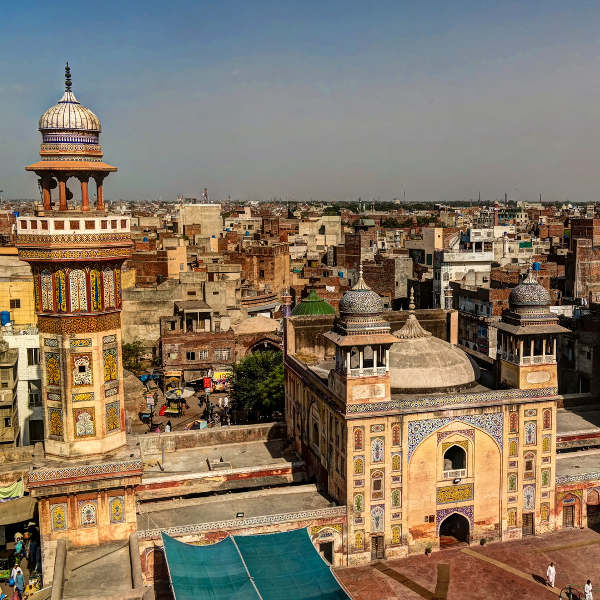 Mosque in Lahore
