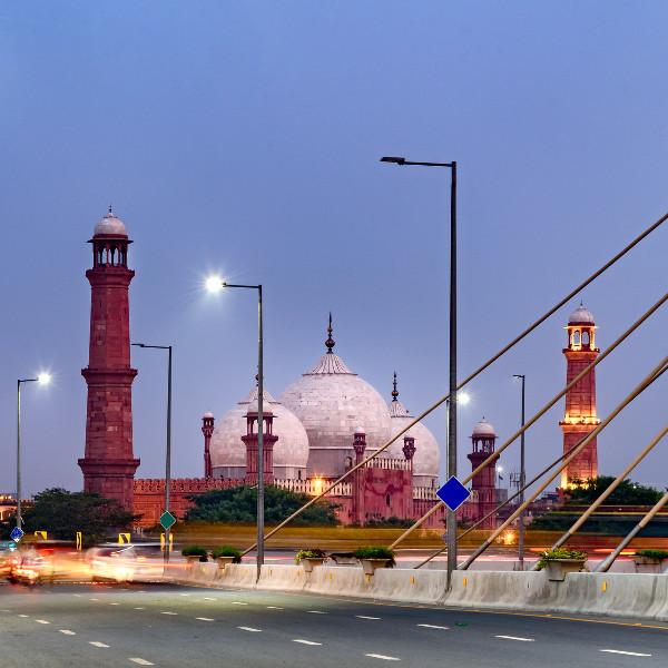 Historical Architecture Lahore