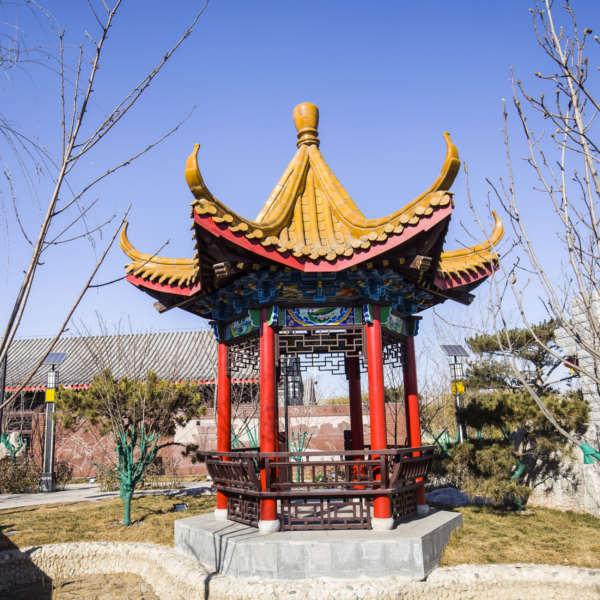 Ancient Architecture Hangzhou