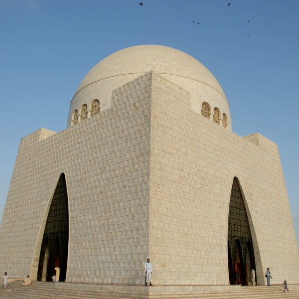 Tomb Of Jinnah