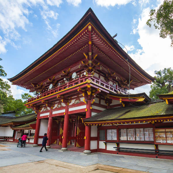 fukuoka shrine