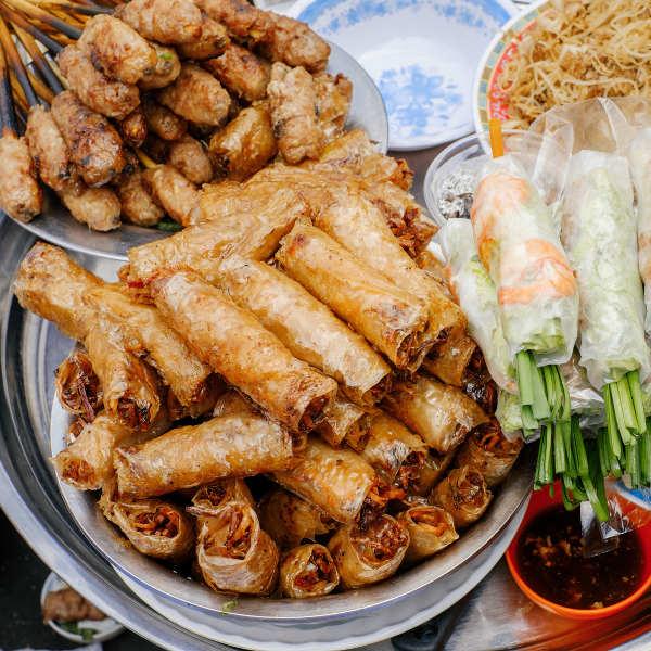 ho chi food