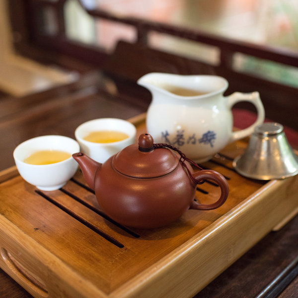 tea culture and cuisine